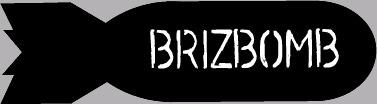 BRIZBOMB logo